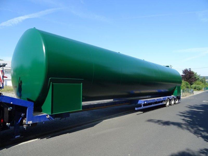 Tankanlage des Typs Sonstige Heizöltank, Neumaschine in Söhrewald (Bild 1)