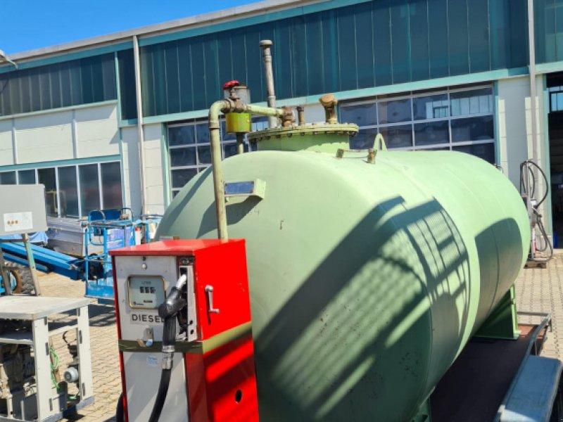 Tankanlage типа Sonstige Stahltank, Gebrauchtmaschine в Deisenhausen (Фотография 1)