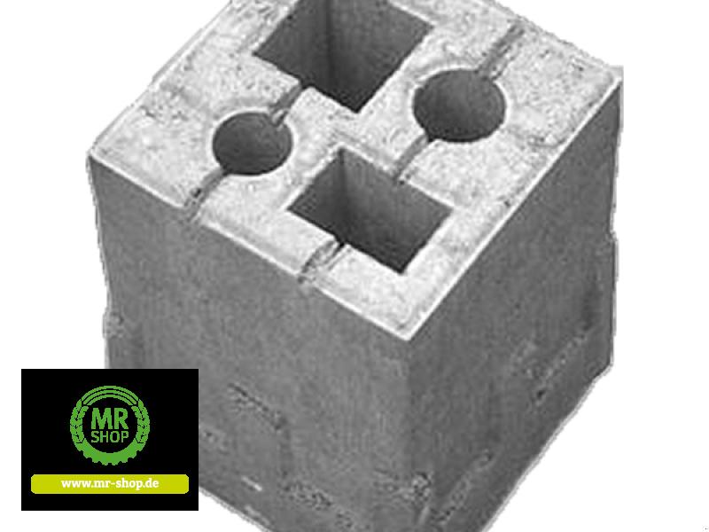 Tankanlage a típus Sonstige Zaun Fundament, Neumaschine ekkor: Saerbeck (Kép 1)