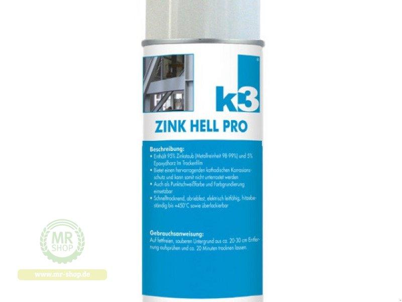 Tankanlage типа Sonstige Zink-Spray K3 hell pro für Doppelstabmattenzaun, Neumaschine в Saerbeck (Фотография 1)