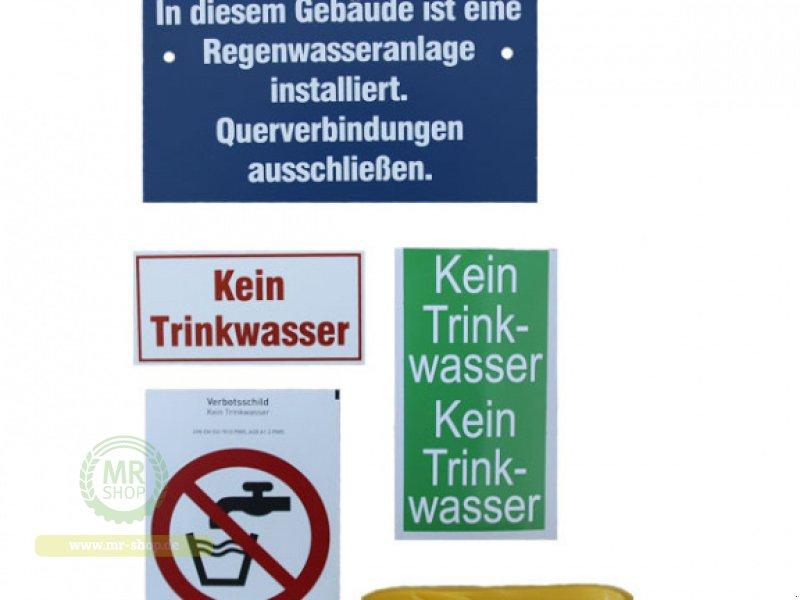Tankanlage типа Speidel Beschriftungsset Hinweise Kein Trinkwasser, Neumaschine в Saerbeck (Фотография 1)