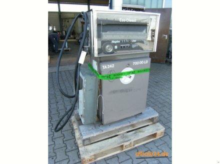 Tankanlagen Salzkotten Dieselzapfsäule gebraucht Tankanlage