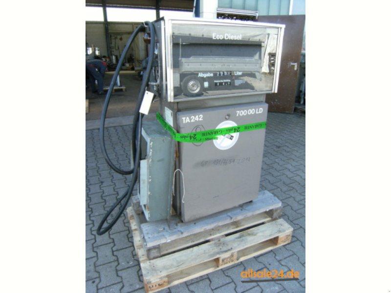 Tankanlage типа Tankanlagen Salzkotten Dieselzapfsäule gebraucht, Gebrauchtmaschine в Apfeltrach (Фотография 1)