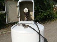 Tankbau Weilheim Hoftankstelle 950 Liter Tankanlage