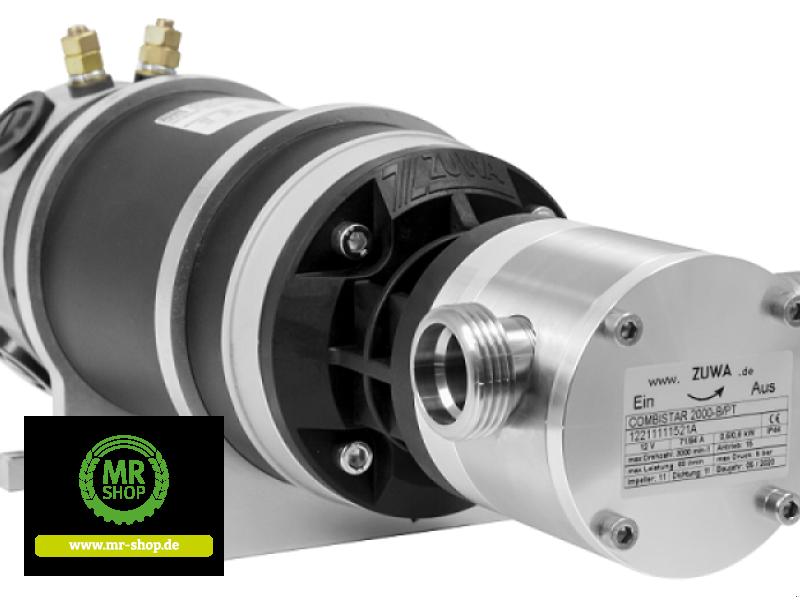 Tankanlage a típus Zuwa COMBISTAR 2000-B/PT, 1.400, 400 V mit Motor, Kabel und Stecker, Neumaschine ekkor: Saerbeck (Kép 1)
