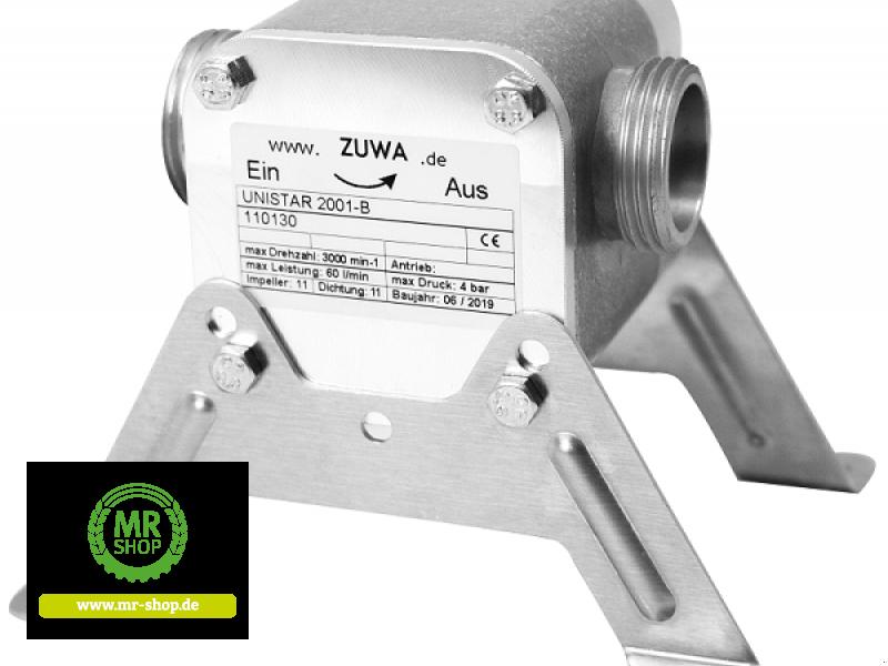 Tankanlage a típus Zuwa Impellerpumrpen UNISTAR 2001-B ohne Antrieb, Neumaschine ekkor: Saerbeck (Kép 1)