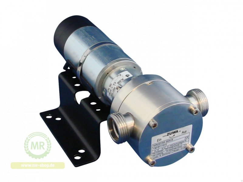 Tankanlage a típus Zuwa NIROSTAR 2000-B f. AdBlue®, Neumaschine ekkor: Saerbeck (Kép 1)