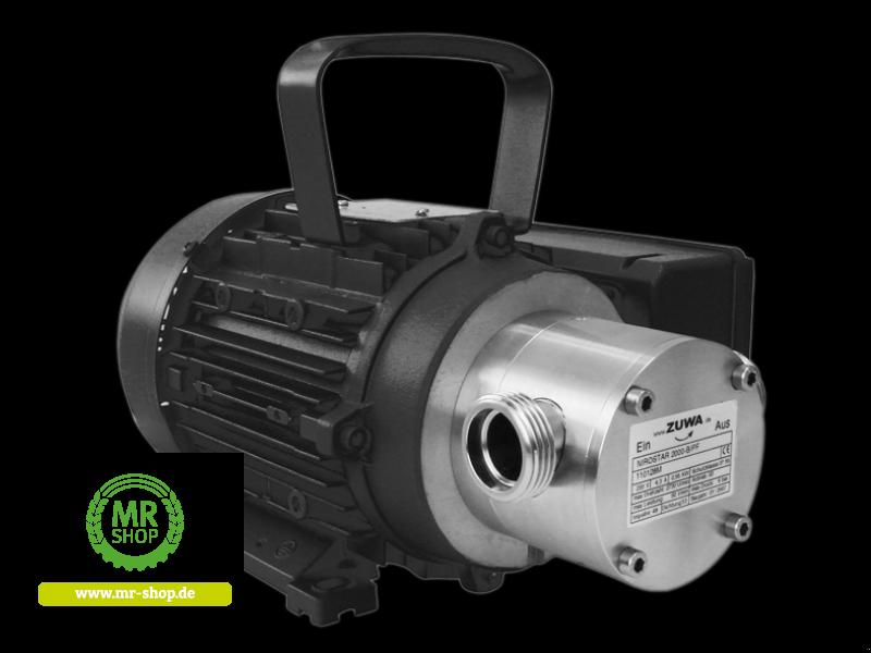 Tankanlage a típus Zuwa NIROSTAR 2000-B/PF für AdBlue®, 230 V, Neumaschine ekkor: Saerbeck (Kép 1)