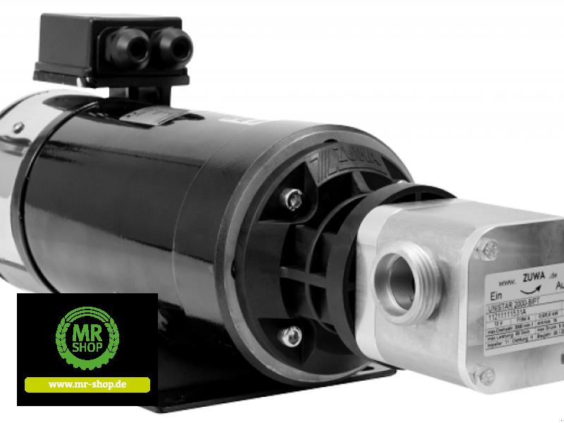 Tankanlage a típus Zuwa UNISTAR 2000-B/PT, 1.400, 230 V mit Motor, Kabel und Stecker, Neumaschine ekkor: Saerbeck (Kép 1)