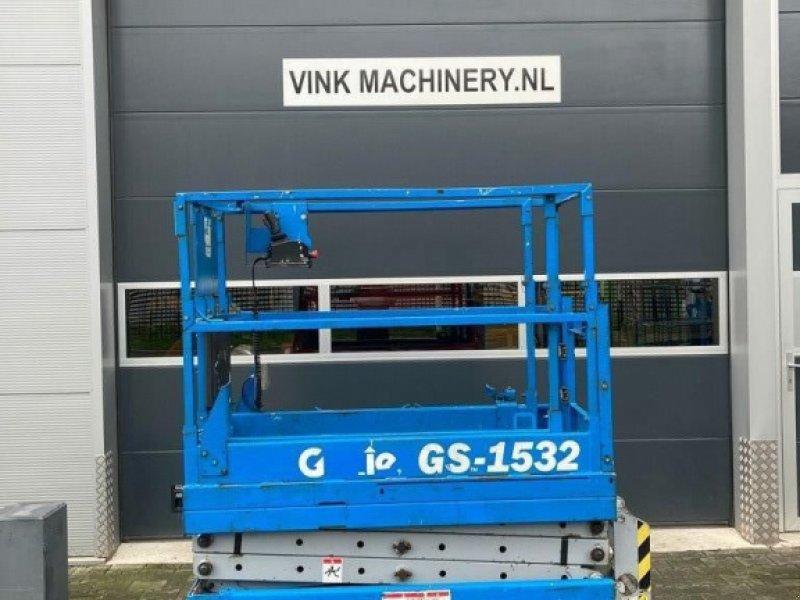 Teleskoparbeitsbühne типа Genie GS 1532, Gebrauchtmaschine в WIJCHEN (Фотография 1)