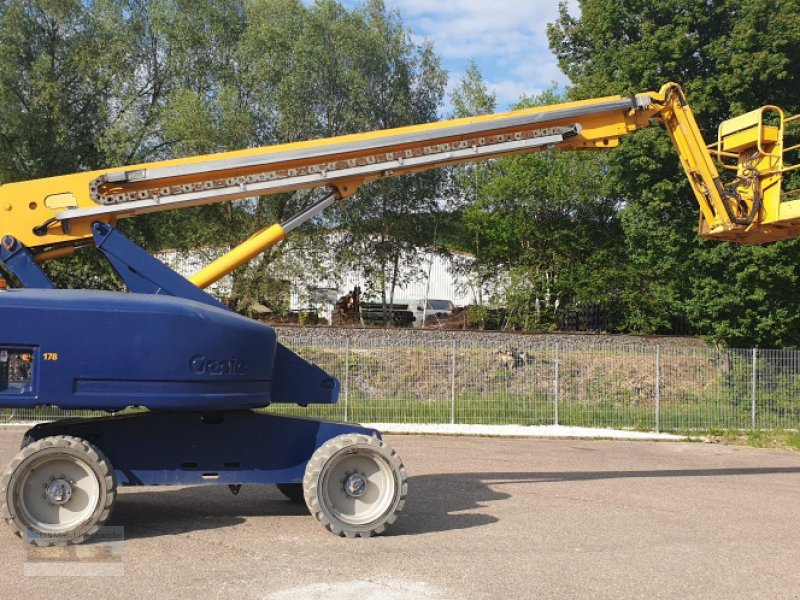 Teleskoparbeitsbühne des Typs Genie S65 no 45 85 Haulotte JLG Nifty PB, Gebrauchtmaschine in Königsbronn (Bild 1)