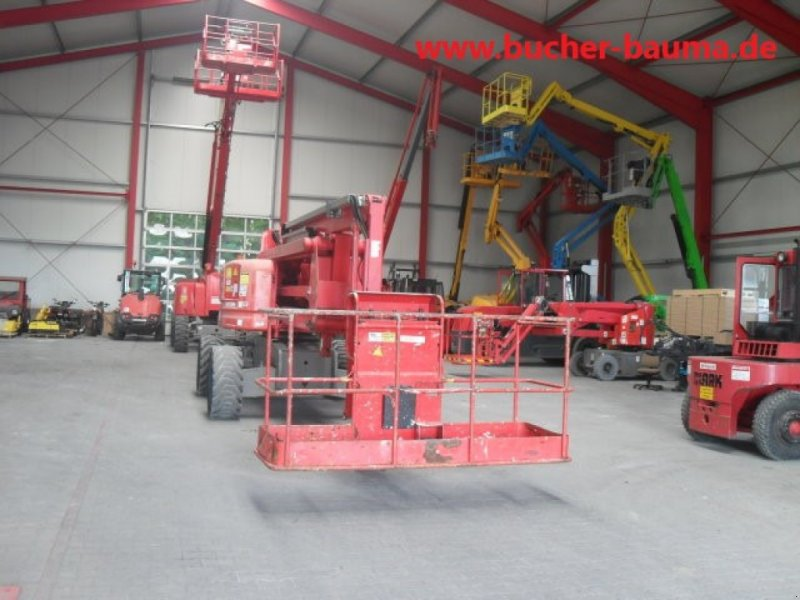 Teleskoparbeitsbühne типа Genie Z 60, Gebrauchtmaschine в Obrigheim (Фотография 1)