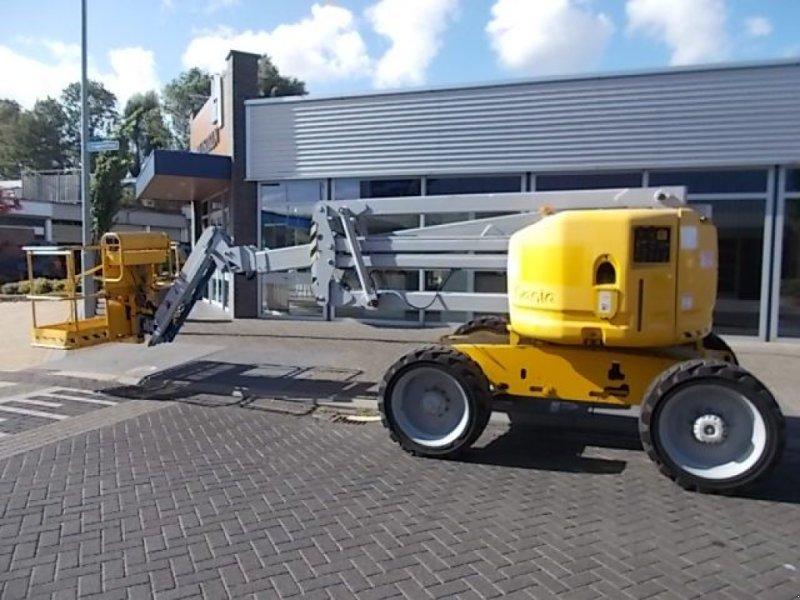 Teleskoparbeitsbühne типа Genie Z51/30RTJ., Gebrauchtmaschine в Alblasserdam (Фотография 1)