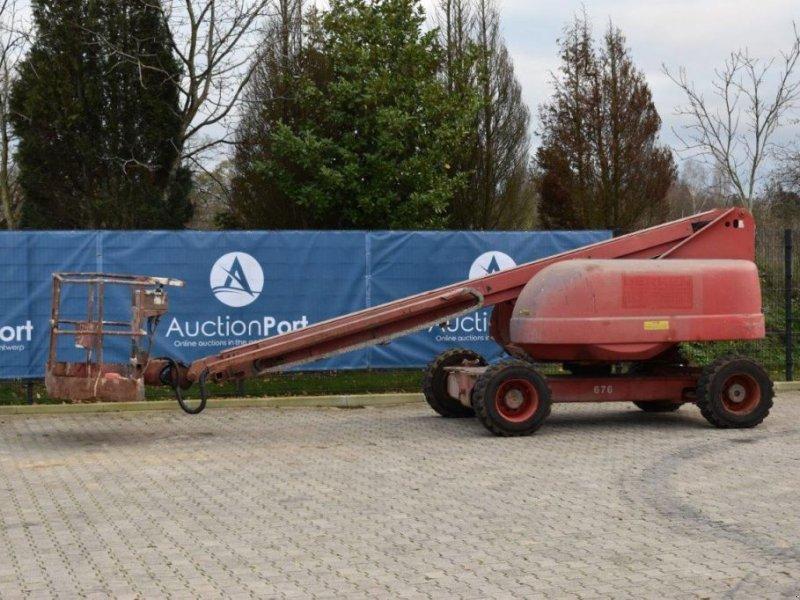 Teleskoparbeitsbühne типа Grove MZ46CXT (Telescoop), Gebrauchtmaschine в Antwerpen (Фотография 1)