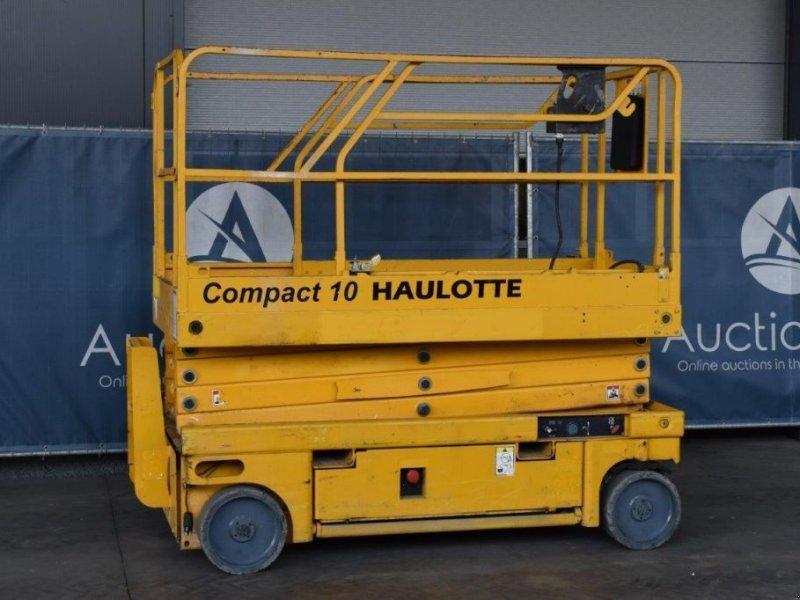 Teleskoparbeitsbühne typu Haulotte Compact 10, Gebrauchtmaschine w Antwerpen (Zdjęcie 1)