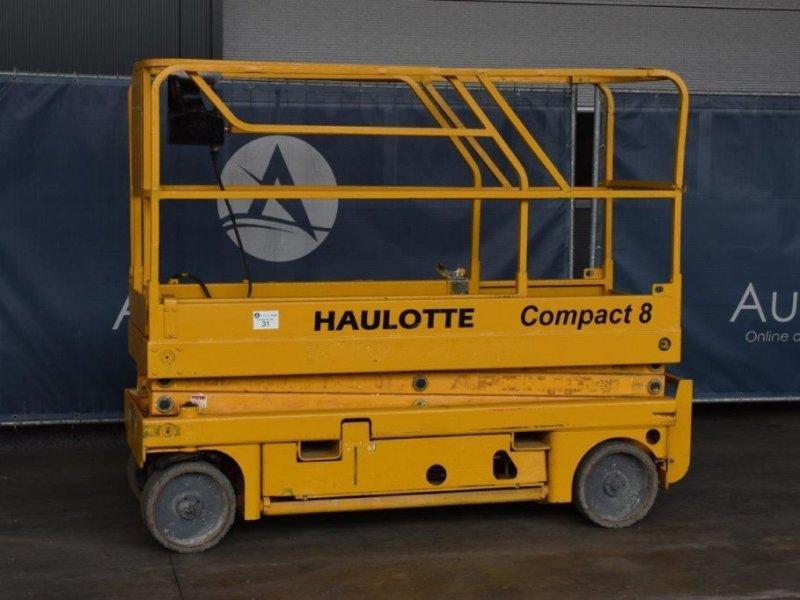 Teleskoparbeitsbühne typu Haulotte Compact 8, Gebrauchtmaschine w Antwerpen (Zdjęcie 1)