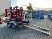 Teleskoparbeitsbühne типа Hinowa Goldlift 14.70 met trailer, Gebrauchtmaschine в WIJCHEN