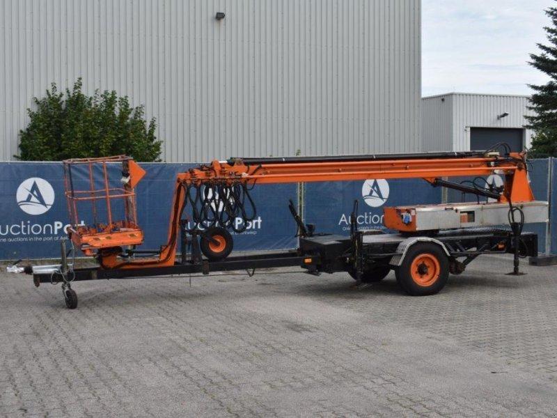 Teleskoparbeitsbühne типа Omme 20000Z, Gebrauchtmaschine в Antwerpen (Фотография 1)