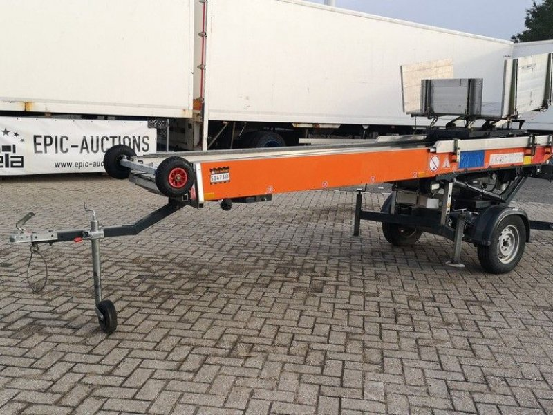 Teleskoparbeitsbühne типа Paus 18WH-M Easy, Gebrauchtmaschine в Leende (Фотография 1)