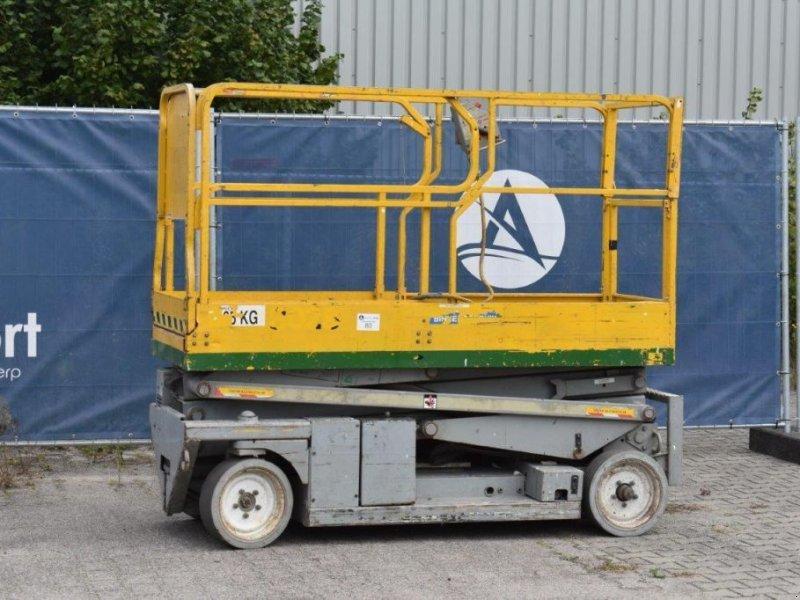 Teleskoparbeitsbühne типа Sonstige Custers 2033ES, Gebrauchtmaschine в Antwerpen (Фотография 1)