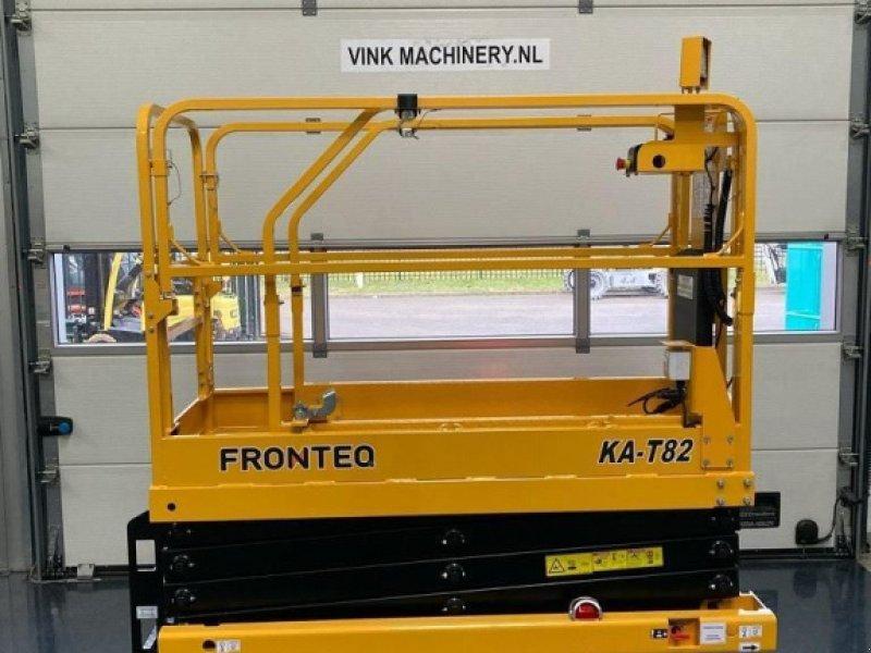 Teleskoparbeitsbühne a típus Sonstige Fronteq FS 610 T rupshoogwerker, Gebrauchtmaschine ekkor: WIJCHEN (Kép 1)