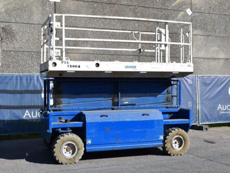 Teleskoparbeitsbühne типа Sonstige HAB S15418E 2WD, Gebrauchtmaschine в Antwerpen (Фотография 1)