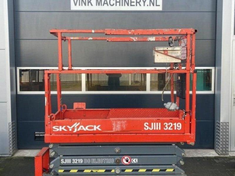 Teleskoparbeitsbühne del tipo Sonstige Skyjack SJ III 3219, Gebrauchtmaschine en WIJCHEN (Imagen 1)