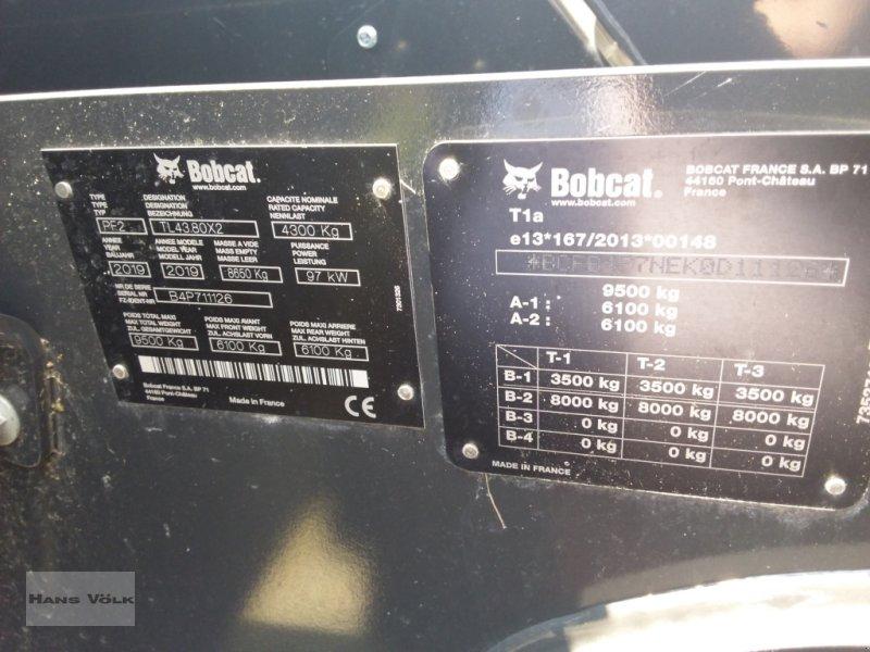 Teleskoplader des Typs Bobcat TL 43.80, Gebrauchtmaschine in Antdorf (Bild 8)