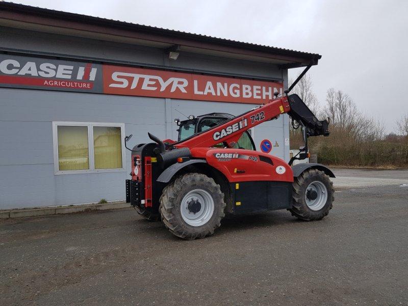 Teleskoplader des Typs Case IH Farmlift 742, Gebrauchtmaschine in Klempau (Bild 9)