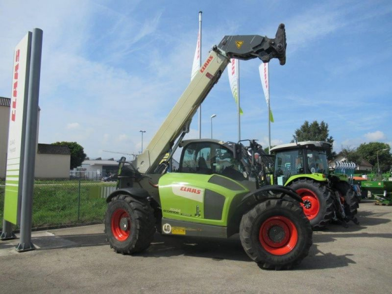Bild CLAAS SCORPION 7044
