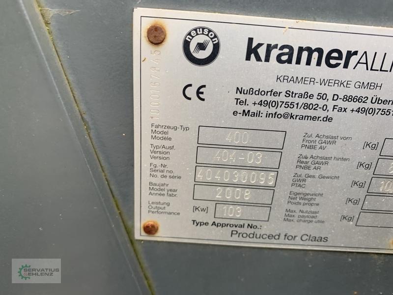 Teleskoplader des Typs CLAAS Scorpion 9040 Vari Power +, Gebrauchtmaschine in Prüm (Bild 7)