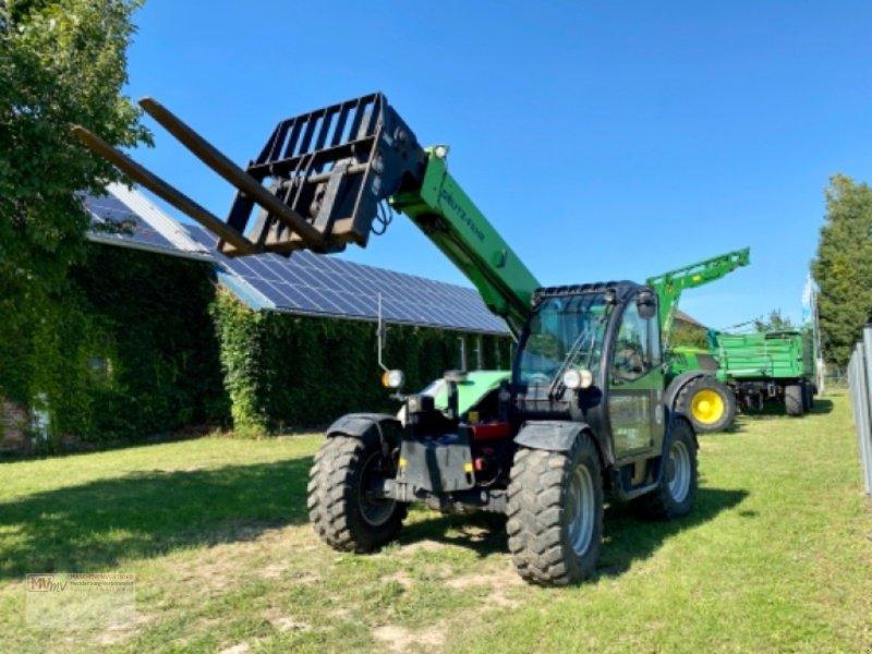 Teleskoplader des Typs Deutz-Fahr Agrovector 40.9 JLG, Gebrauchtmaschine in Burow (Bild 1)