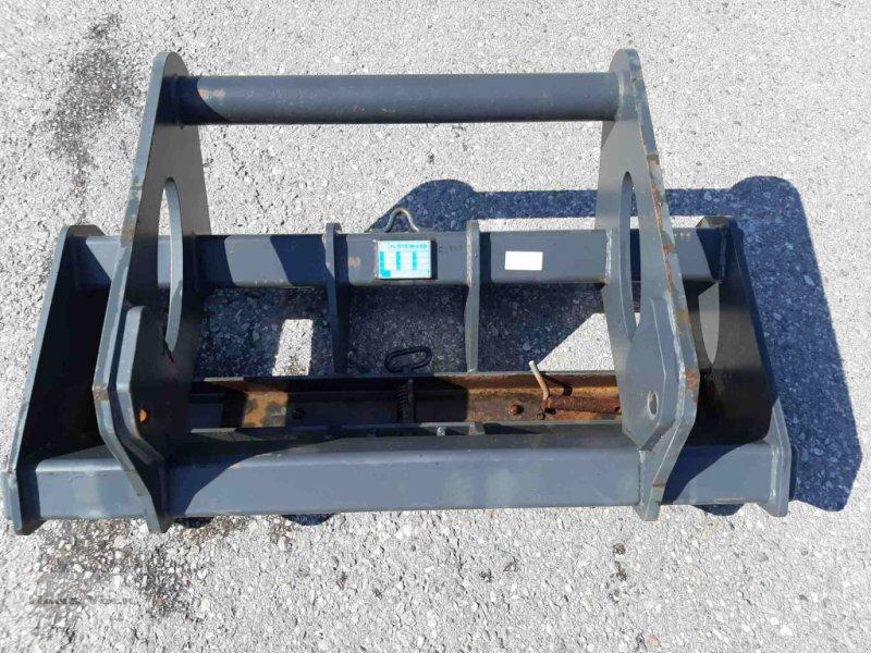 Teleskoplader des Typs Flötzinger Adapterrahmen Bobcat-Merlo, Gebrauchtmaschine in Antdorf (Bild 4)