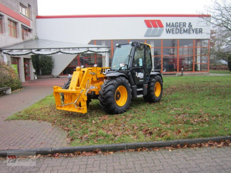 Teleskoplader of the type JCB 531-70 AGRI PLUS, Neumaschine in Oyten (Picture 1)