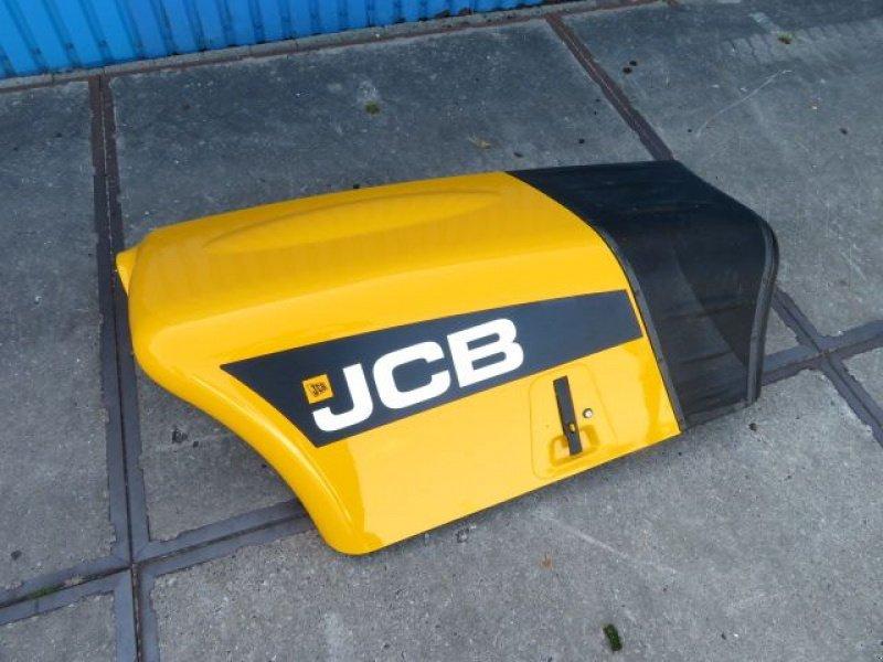Teleskoplader des Typs JCB Verreiker motorkap z.g.a.n., Gebrauchtmaschine in Joure (Bild 1)