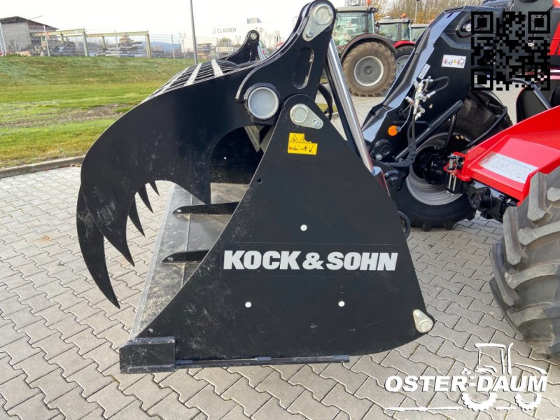 Teleskoplader des Typs Kock & Sohn Greifschaufel, Neumaschine in Kaisersesch (Bild 7)