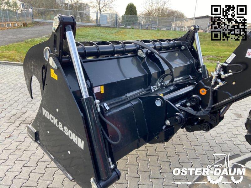 Teleskoplader des Typs Kock & Sohn Greifschaufel, Neumaschine in Kaisersesch (Bild 3)