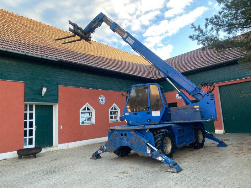 Teleskoplader типа Merlo P 30.13 EV Roto Teleskoplader Telelader Manitou, Gebrauchtmaschine в Weilach (Фотография 1)