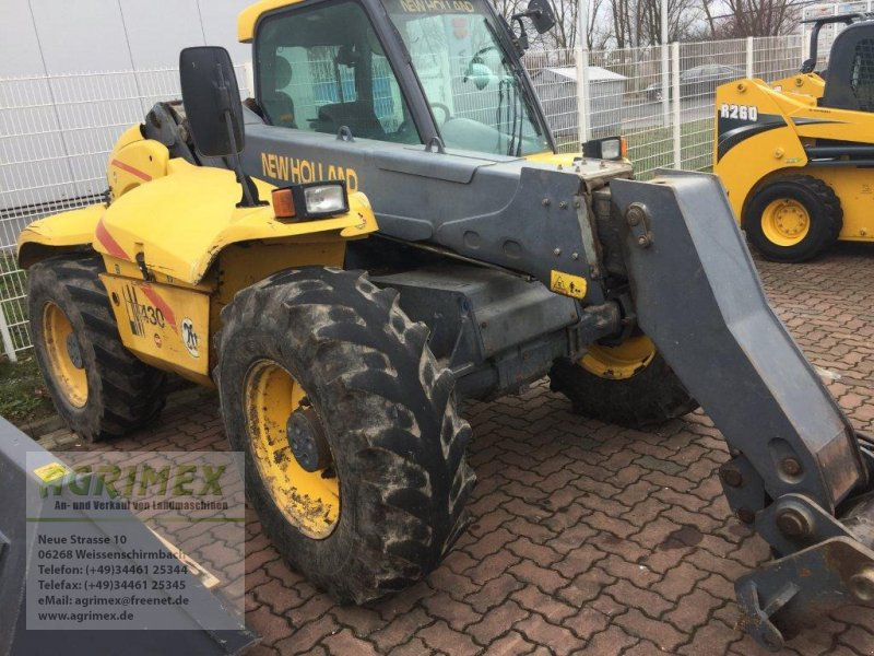 Bild New Holland LM 430