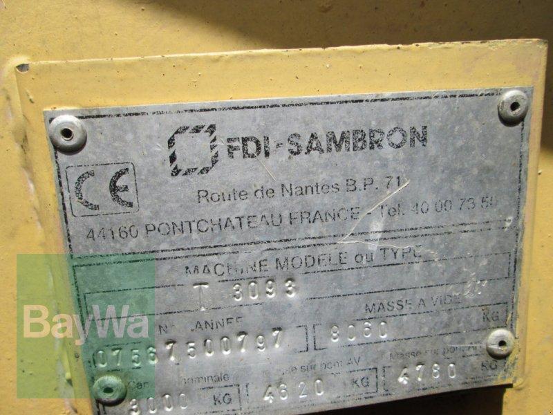 Teleskoplader des Typs Sambron T 3093, Gebrauchtmaschine in Obertraubling (Bild 13)