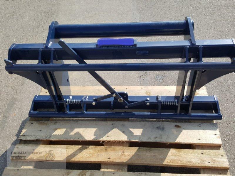 Teleskoplader des Typs Schmid Euro Adapter Manitou, Neumaschine in Stetten (Bild 1)