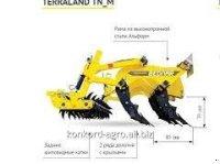Bednar TERRALAND TN3000 dobb. tandpakkervalse mélylazítók