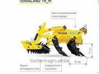 Bednar TERRALAND TN4000 dobb. tandpakkervalse Tiefenlockerer