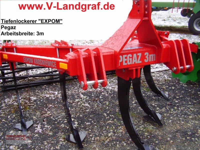 Tiefenlockerer des Typs Expom Pegaz, Neumaschine in Ostheim/Rhön (Bild 1)