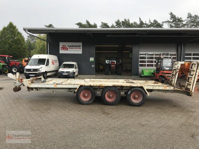 Tieflader типа Bema Trio - Z Tieflader 13.000 kg, Gebrauchtmaschine в Marl (Фотография 1)