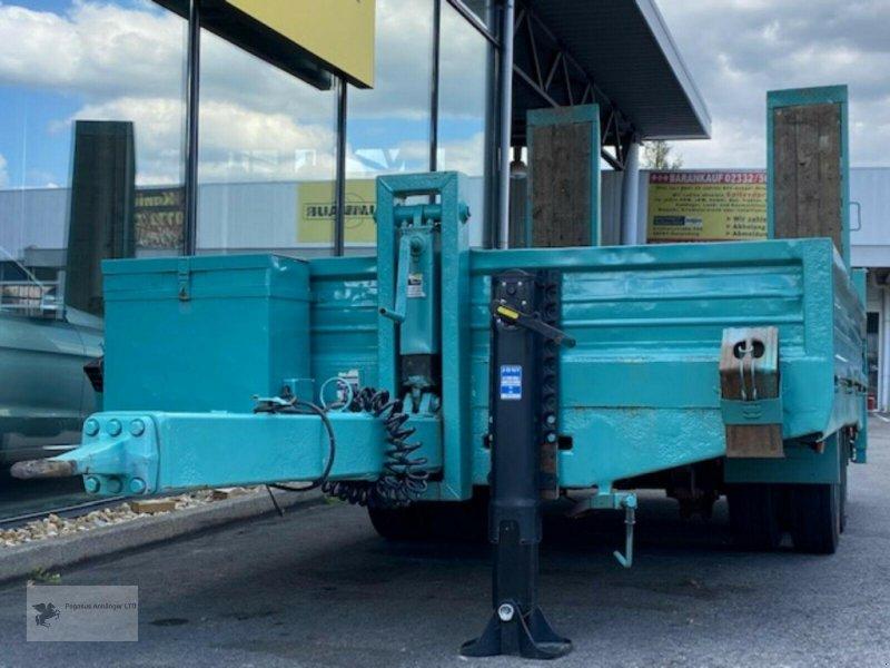 Tieflader des Typs Blomenröhr Tieflader 10,0to DL Tandem, Gebrauchtmaschine in Gevelsberg (Bild 1)