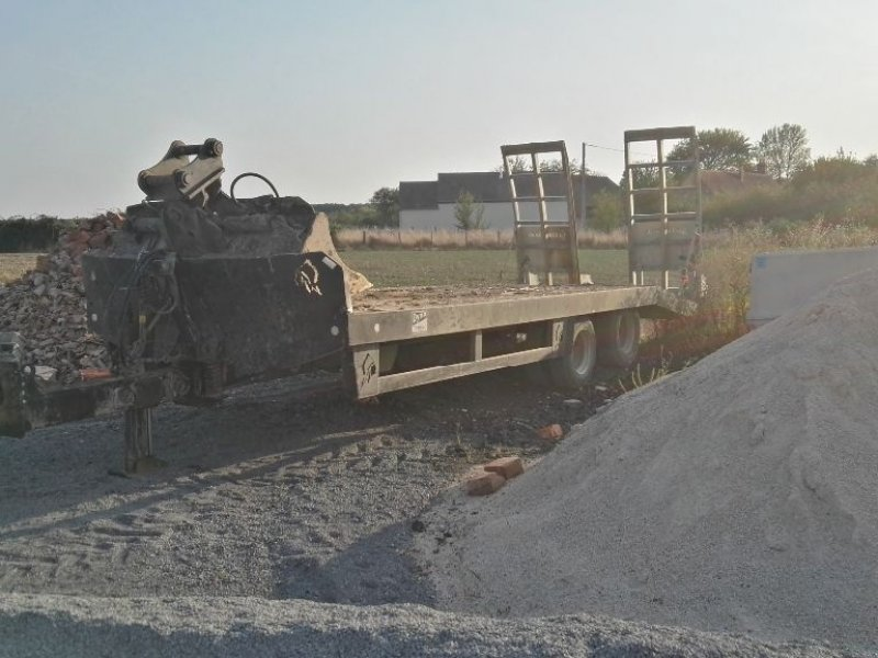 Tieflader типа Chieftain 16T7, Gebrauchtmaschine в Savigny sur Braye (Фотография 1)
