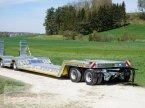 Tieflader des Typs Demmler FPF 40 in Wertingen-Geratshofen