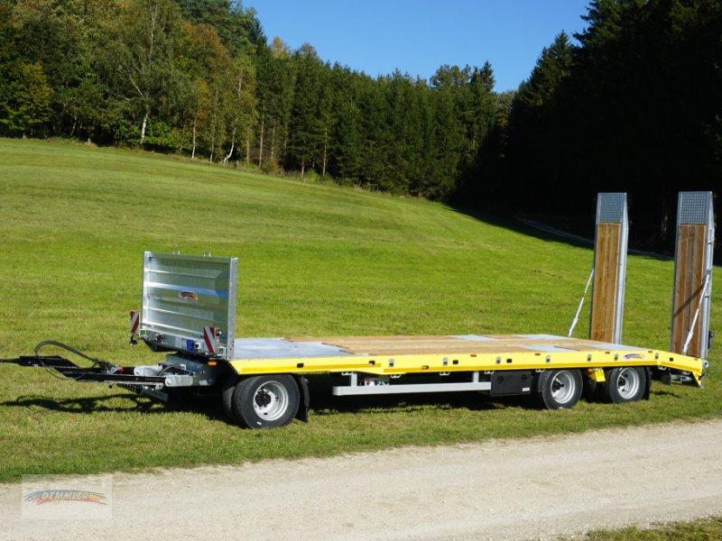 Tieflader des Typs Demmler TÜ 3, Neumaschine in Wertingen-Geratshofen (Bild 1)
