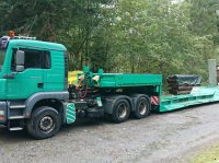 Empl Tiefbett Low bed trailer